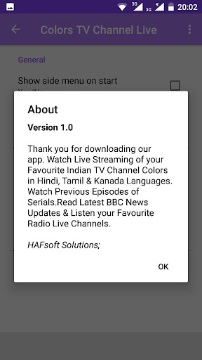 Download Colors TV Channels Live Google Play softwares