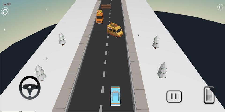 android Drive Away Screenshot 2