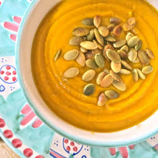 Spicy Squash Soup.