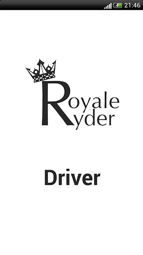 RoyaleRyder Driver