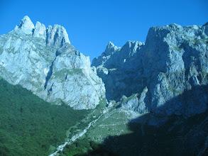 Photo: Tornos de Liordes entre Pena Remona et Punta de la Padierna