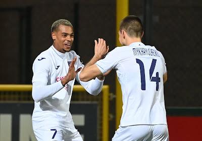 Elf matchen in de tribune en nu ineens weer de voorkeur: het vreemde parcours van Mykhaylichenko bij Anderlecht