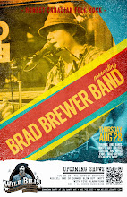 Photo: Brad Brewer Band Thursday August 28