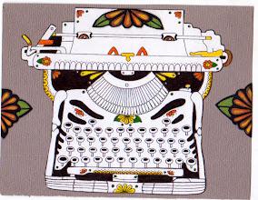 Photo: Wenchkin's Mail Art 366 - Day 275 - Card 275a