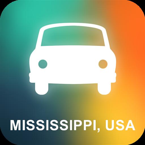 ミシシッピー州 GPSナビゲーション 旅遊 App LOGO-APP試玩