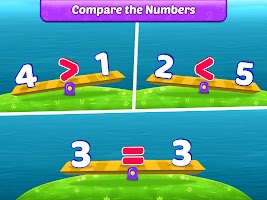 Math Kids - Add, Subtract, Count, and Learn
