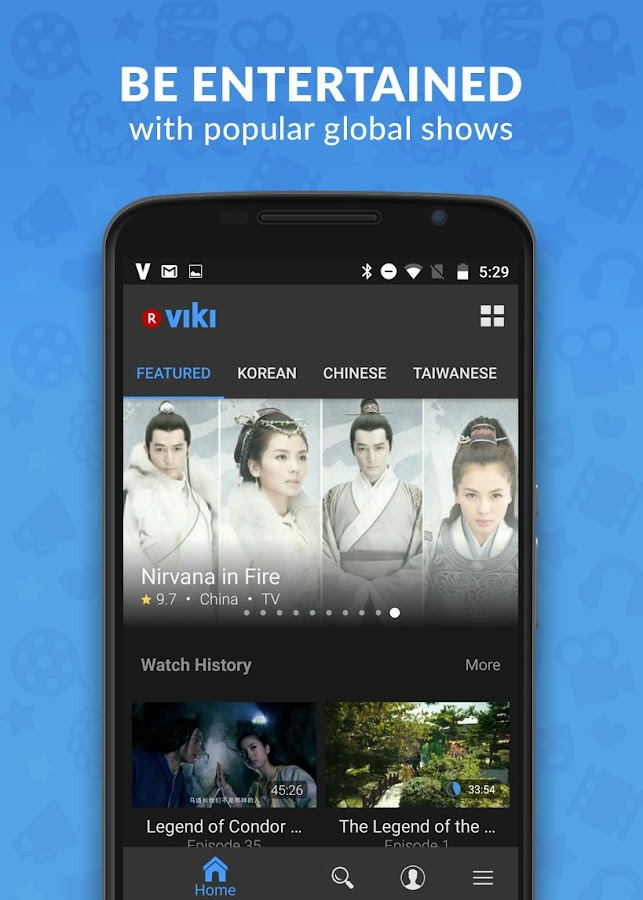 Viki: TV Dramas & Movies- screenshot