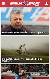 SrbijaSport - náhled