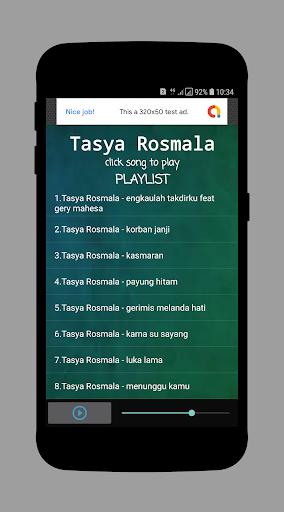 LAGU TASYA Rosmala - Engkaulah Takdirku Offline 2.4 screenshots 2