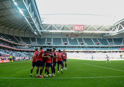Ligue 1 : Lille arrache la victoire contre Metz