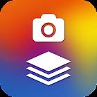 Multi Layer - Editor de Fotos icon