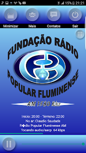 Rádio Popular Fluminense- screenshot thumbnail