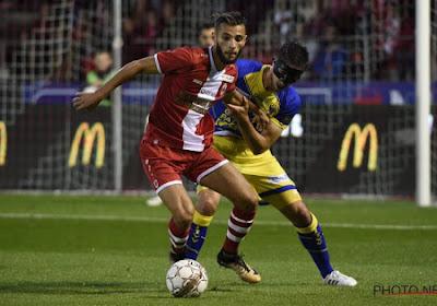Reda Jaadi (ex-Antwerp) pourrait bientôt faire son retour en Pro League