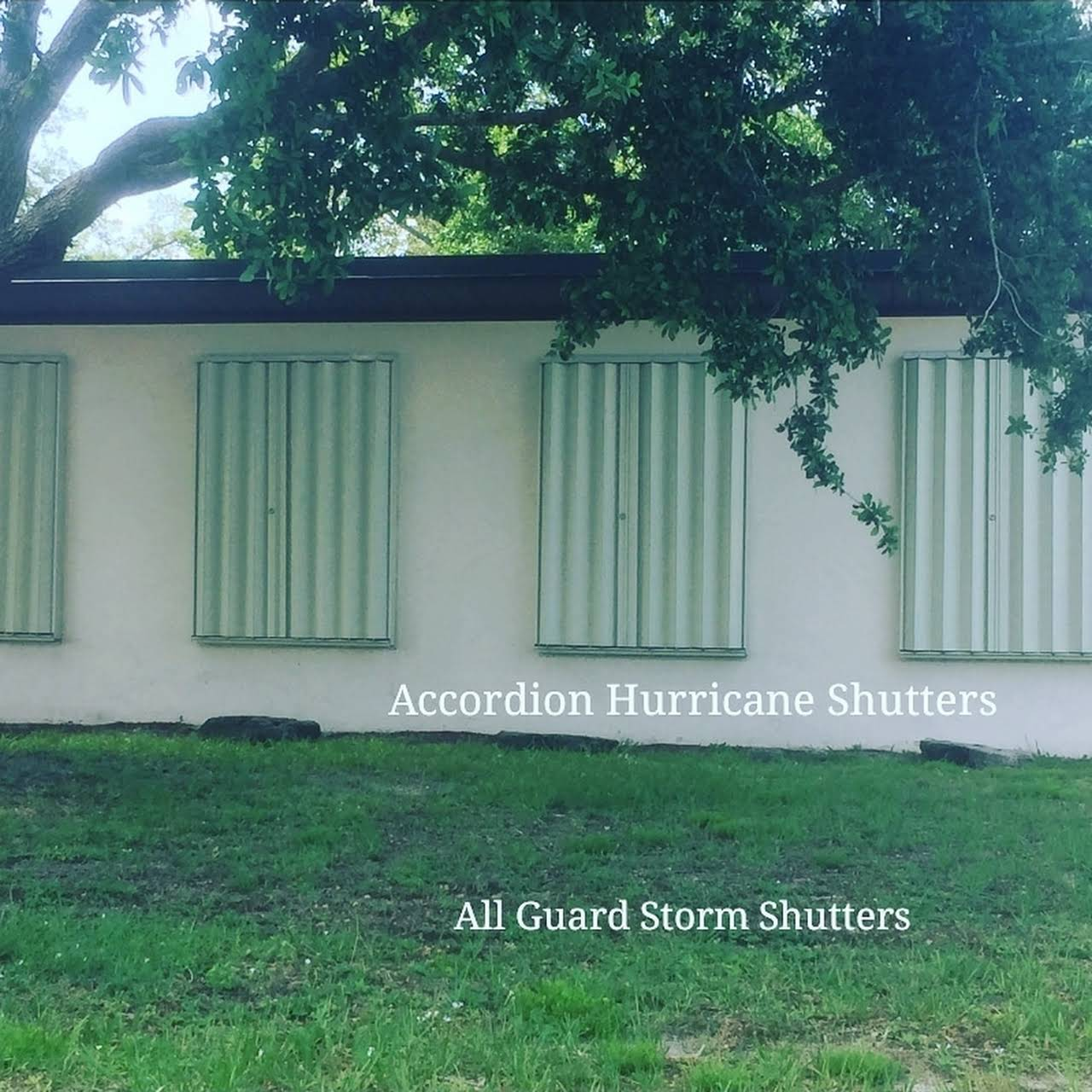 All Guard Shutters all guard storm shutters - window treatment store in rockledge