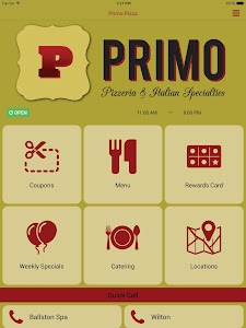 Primo Pizzeria screenshot 3
