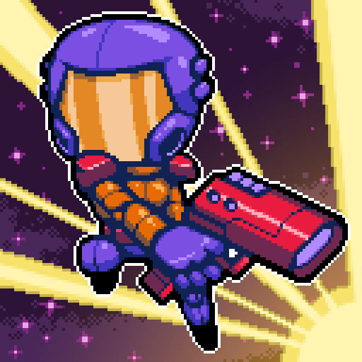 Deep Space | Space-Platformer game for Android