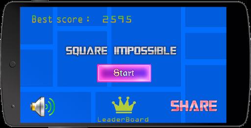 Square Impossible
