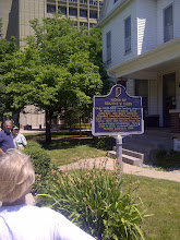 Photo: Terre Haute IN - Eugene Debs home-May 2012