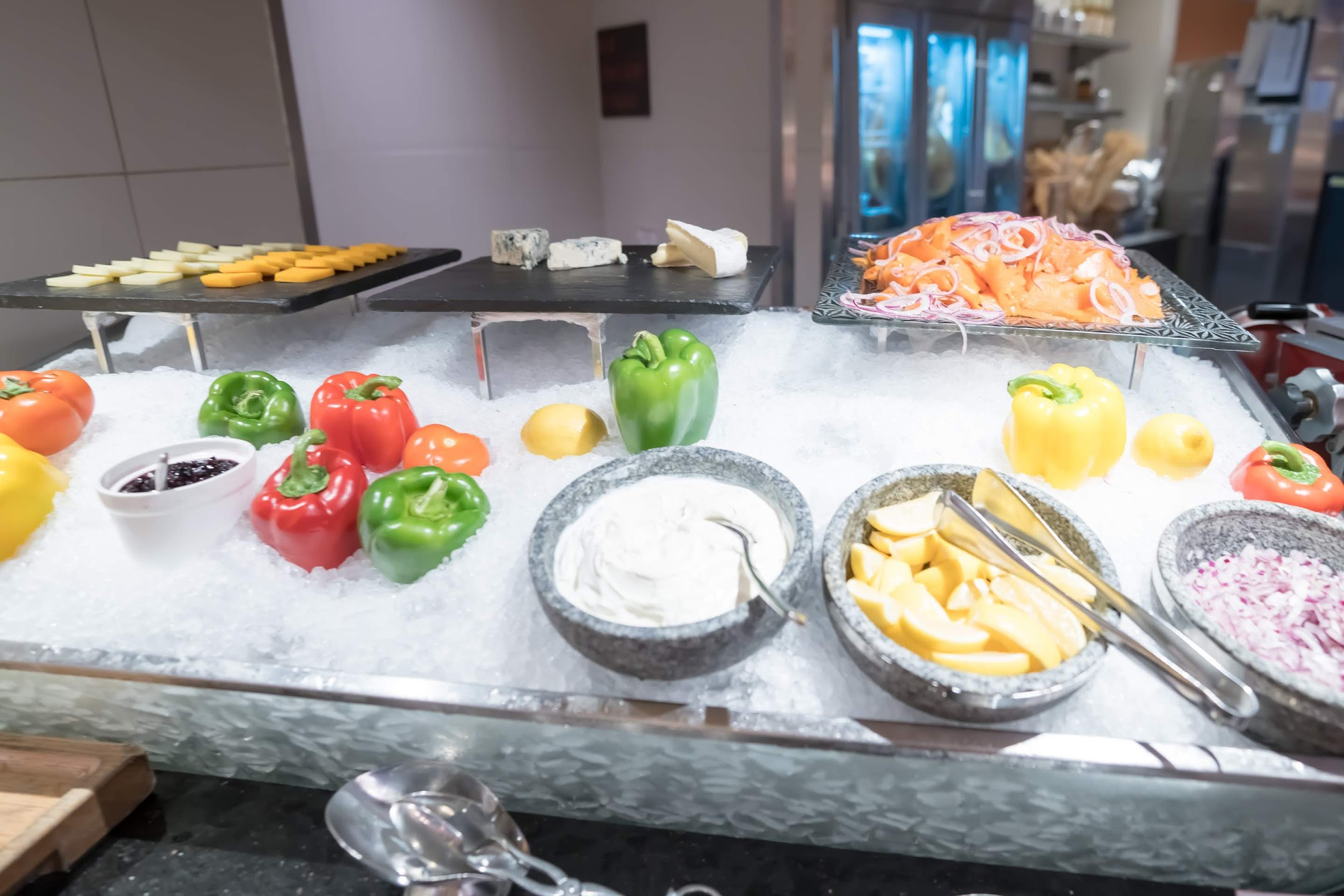 Sands Cotai Central Grand Orbit breakfast4
