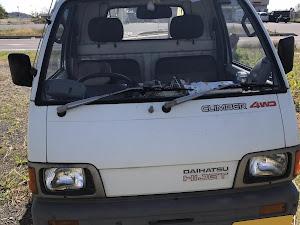 ハイゼットトラック SUPER DELUXE 型式 M-S83Pのカスタム事例画像 Wild7sevenさんの2019年11月08日12:43の投稿