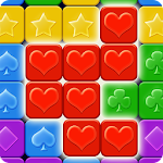 Pop Cubes - Toy Match 3 & Blast Icon