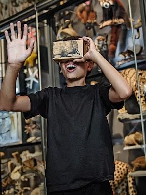 Wie Museen und Exponate dank Virtual Reality zum Leben erwachen