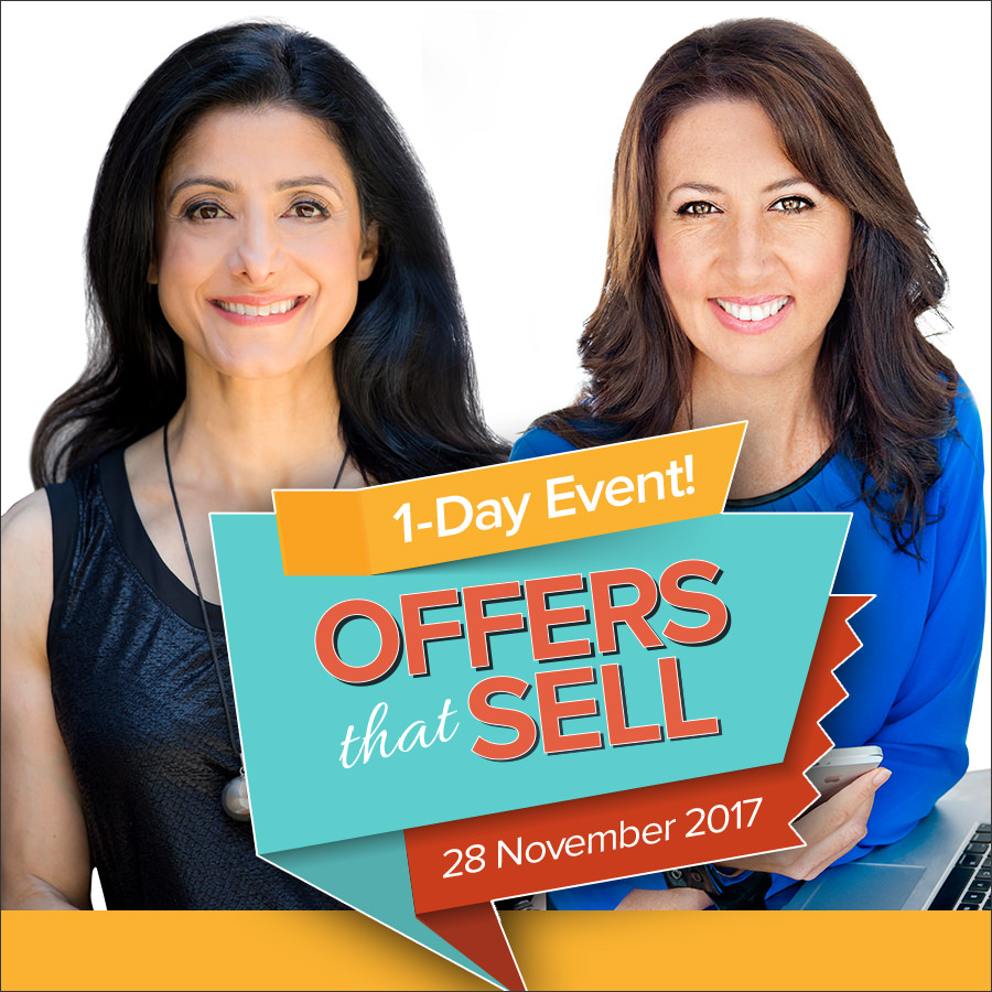 Offers That Sell - 1 Day Event