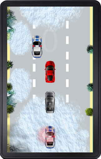 Turbo Racer Police Pursuit