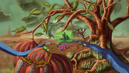 Zoomquilt Live Wallpaper screenshot 1