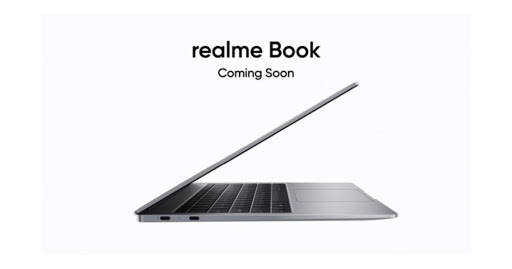 Realme Book Laptop and Realme Pad Tablet Design Revealed At Realme GT 5G Launch
