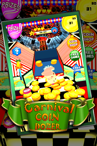 Carnival Fair Coin Dozer