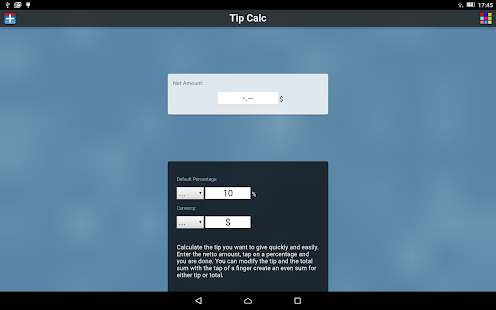 Tip Calc Free- screenshot thumbnail