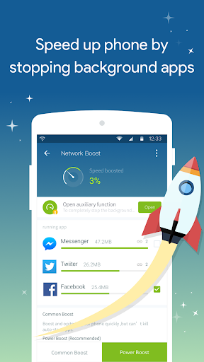 Network Master - Speed Test screenshot 3