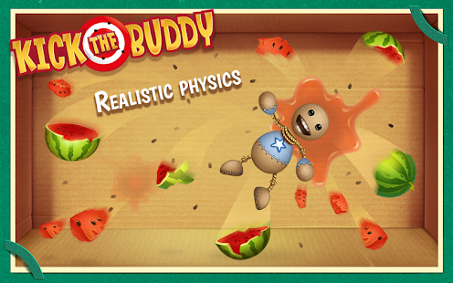 Game Kick the Buddy APK for Windows Phone