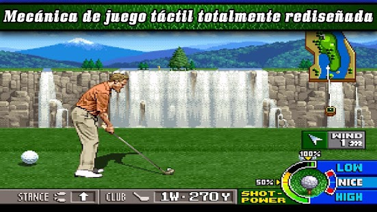 NEO TURF MASTERS Screenshot