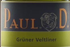 Logo for Paul D. Grüner Veltliner