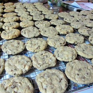 My Dad's Oatmeal Chocolate Chip Cookies