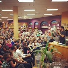 Photo: Phoenix crowd