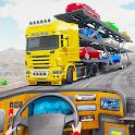 Crazy Car - Transport Truck icon
