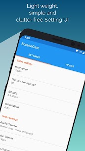 ScreenCam Screen Recorder App Download For Android 1