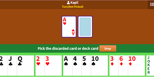 Rummy Friends - Play rummy online with friends 6.7.1 screenshots 1
