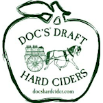 Doc's Cassis Black Currant Hard Apple Cider