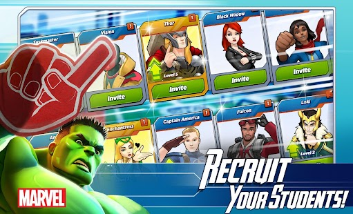 MARVEL Avengers Academy Screenshot 20