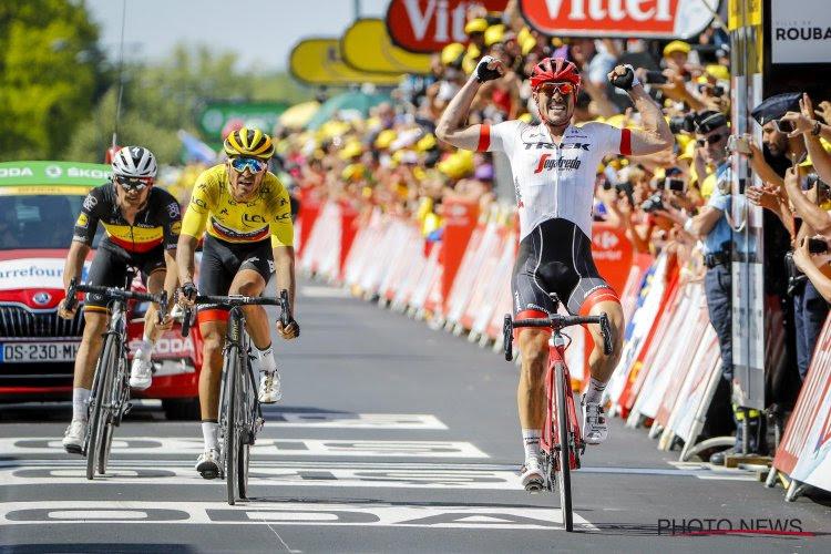 Ploegmaat van Stuyven heeft doel bereikt en zit niet meer te wachten op de Tour