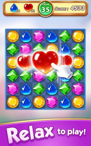 Jewel & Gem Blast - Match 3 Puzzle Game 2.4.1 Screenshots 14