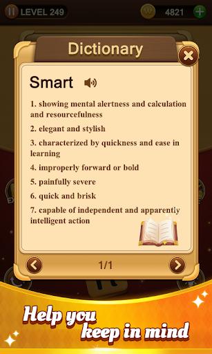 Word Talent: Crossword Puzzle Connect Word Fever apktram screenshots 21