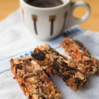 Fruitcake Bar Recipe