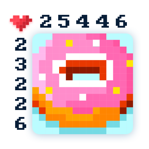Nonogram.com - Picture cross puzzle game Icon