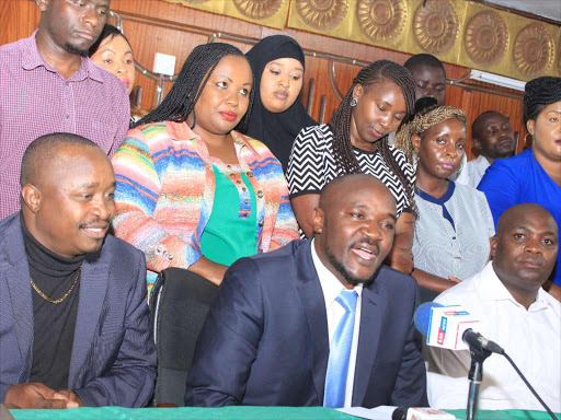 Image result for Nairobi MCAs 2019