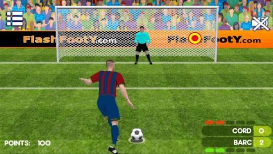 Penalty Shooters 2 (Football)- screenshot thumbnail